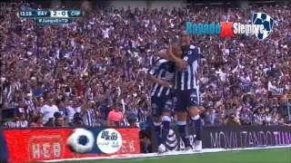 Monterrey vs Jaguares 6-0 Jornada 13 Clausura 2016 Liga Bancomer MX | 9 de Abril del 2016