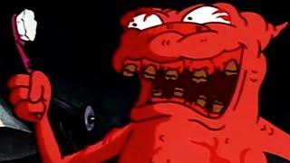 Top 5 Creepy DISTURBING Cartoons 2 [Midnight Society]