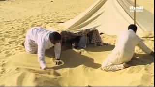 علاج الرمال في واحة سيوه