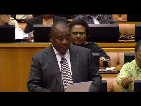 Xxx Mp4 Ramaphosa Assures MPs The Sex Scandal Matter Will Be Addressed 3gp Sex