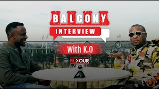#BalconyInterview Preview With K.O Talking #NoFeelings x Upcoming Album