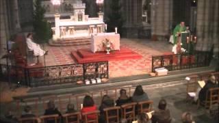 Evangile et Homélie