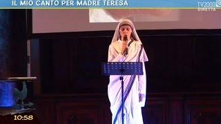 Maheya Collins: il mio canto per Madre Teresa
