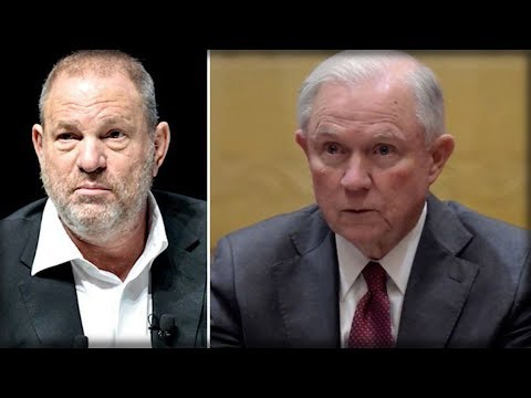 JEFF SESSIONS BLOWS THE LID OFF WEINSTEIN SEX SCANDAL, & HE JUST LEFT AMERICA SPEECHLESS