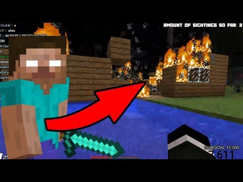 Minecraft Server Livefeed & Scary Minecraft Videos (3 AM, Herobrine, Charlie Charlie, Null)