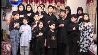 ARY TV - Pyare Nabi ki piyari nawasi Sham ko qaidi ban kay chali hai