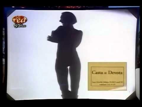 Así Somos sombras chinas con Javiera Acevedo y Andrea Dellacasa
