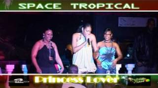 show case princesse lover au space tropical