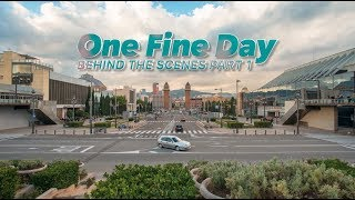 [Behind the Scene] One Fine Day - PART 1