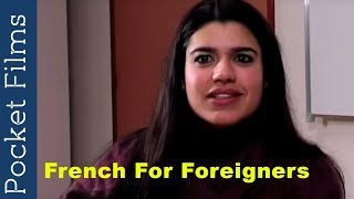 International Short Film - French for Foreigners (English subs) | Pocket Films