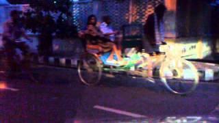 Pondicherry at Night