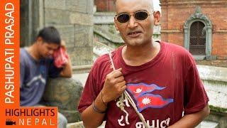 PASHUPATI PRASAD | Actor Bipin Karki Talking about his Movie