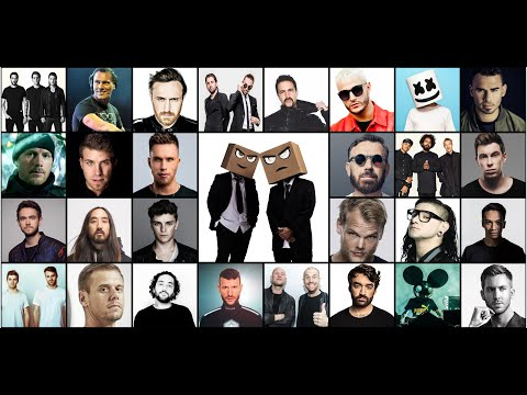 Djs From Mars The Best Of EDM 2010 2020 Megamashup