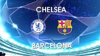 Chamada Globo/Rede: Chelsea (ING) X Barcelona (ESP) (Champions League 17-18)