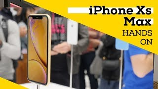 Hands on with iPhone Xs, Max, Xr, and Watch Series 4
