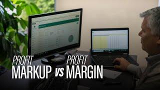 Profit Markup vs. Margin - Simple Formula, Common Mistake