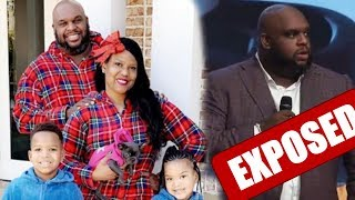 Pastor John Gray gets his mistress pregnant and his wife claps back -TD jakes lay hands