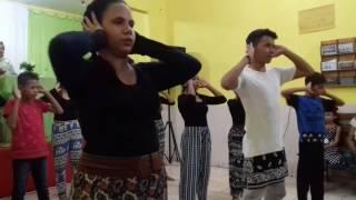 ministerio de dança...por ti eu vou...I.E.Q. jardim união Marabá