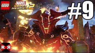 LEGO Marvel Super Heroes 2 - SURTUR - HD Walkthrough Gameplay Part 9