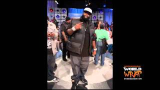 Rick Ross Talks Young Jeezy & Kreayshawn Beef With Funkmaster Flex