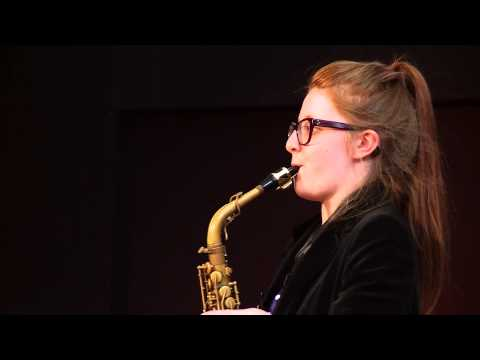 Searching saxophone | Jess Gillam | TEDxNewcastle
