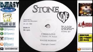 Sea Of Love RIDDIM mix 1994 (Stone Love)) mix by djeasy