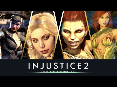 Xxx Mp4 Injustice 2 Here Come The Girls 3gp Sex