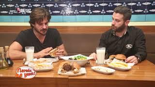Nerede Ne Yesek - Beyaz TV - Köşk Burger
