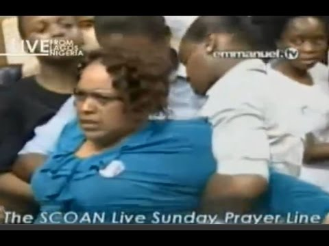 SCOAN 03/05/15: Prayer Line With TB Joshua Demons Surrender & Souls Free (Part 1/2). Emmanuel TV