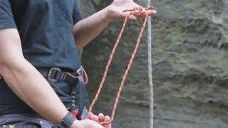 Learn to Tie a Prusik Loop