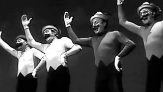 Les freres Jacques : Recital - Le célèbre Quatuor vocal !