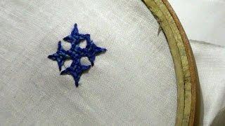 Hand Stitch: Gujrati Stitch /হাতের সেলাই: গুজরাটি সেলাই