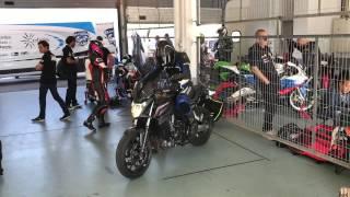 Track day Estoril 14-04-2017 - Cb650f