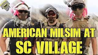 American Milsim at SC Village