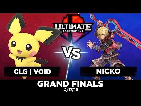Xxx Mp4 CLG Void Vs Nicko Grand Finals February Smash Ultimate Tournament 3gp Sex