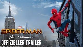 SPIDER-MAN: HOMECOMING - Trailer C - Ab 13.7.2017 im Kino!