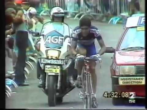 Reportaje de grandes ciclistas de la Historia 2ª Parte