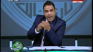 """ك. أسامة حسن يفضح أحد نجوم الأهلي """"أبو حفيظة"""" لبيعه هدية تركي آل شيخ بسيتي ستارز"""