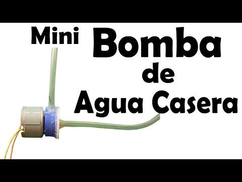 Mini Bomba De Agua Casera Fácil de hacer