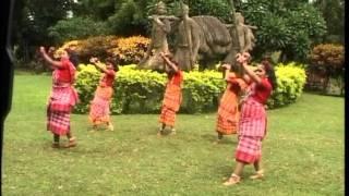Ebar Tor Mara Gange Ban [Full Song] Aloker Eai Jharnadharai- Rabithakurer Nacher Gaan Vol.1