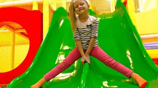 Indoor Playground for Kids playing | Playarea for Children Family fun