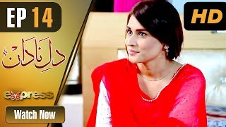 Drama | Dil e Nadaan - Episode 14 | Express Entertainment Drama | Abid Ali, Zaheen Tahira, Nida