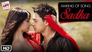 I Hate Love Storys - Making of Song 'Sadka'