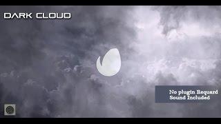 Dark Cloud | After Effects template