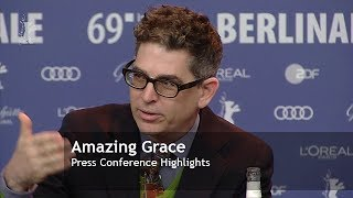 Amazing Grace | Press Conference Highlights | Berlinale 2019