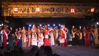ELECCION REYNA NACIONAL DEL ZAPALLO 2015