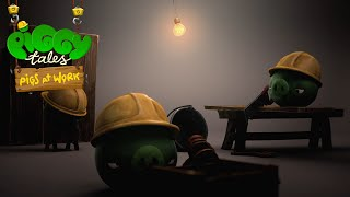 Piggy Tales - Pigs at Work | Lights Out - S2 Ep14