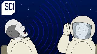 Can You Hear a Scream in Space? | MythBusters Jr.