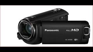 Panasonic HC-W580 Video Test