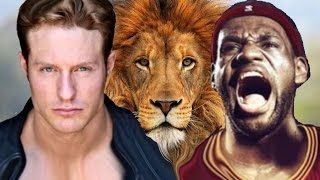 Lebron James NBA Finals 2016 Tribute Heart of A Lion Original Song Cleveland Cavaliers Slam Dunk Mix